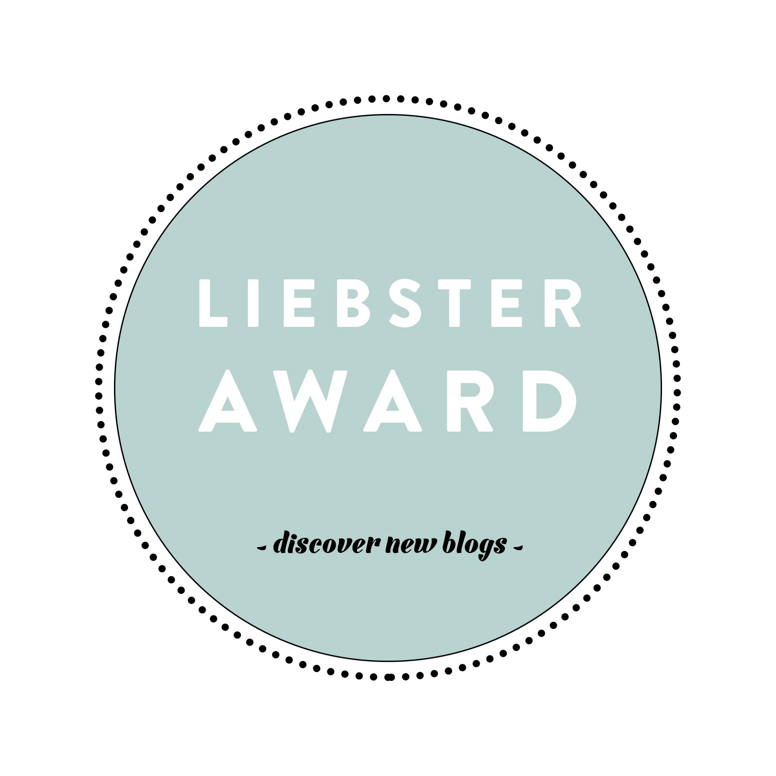 Woody World Packer nominated for the Liebster Award