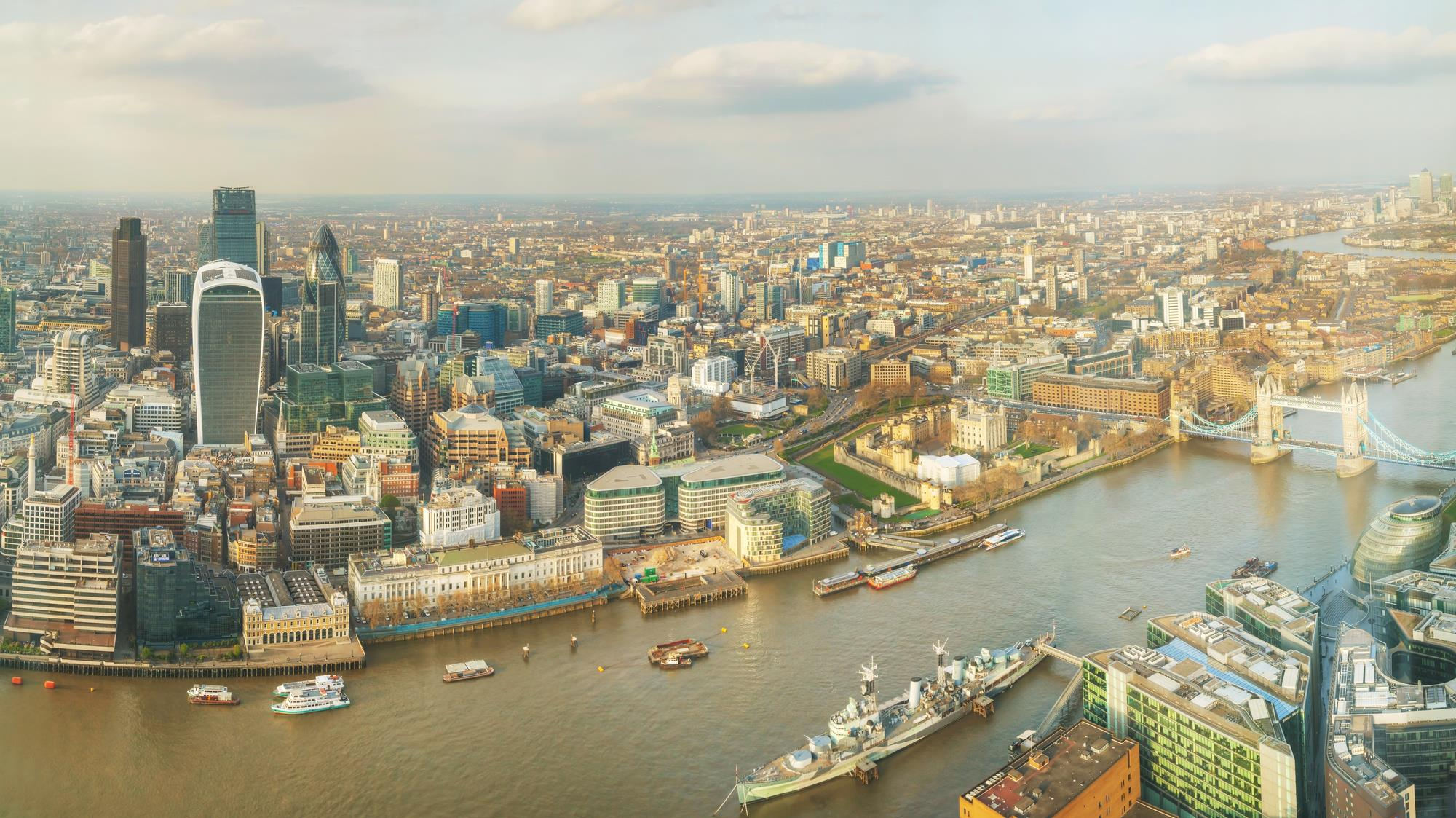 Bucket list | London from a different point of view: The high flying helicopter