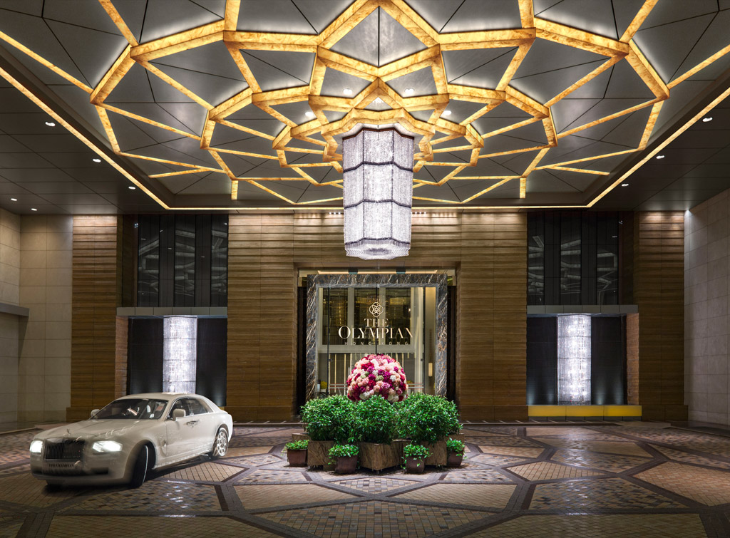 The olympian Hong Kong | Luxury Boutique Hotel that ticks all boxes