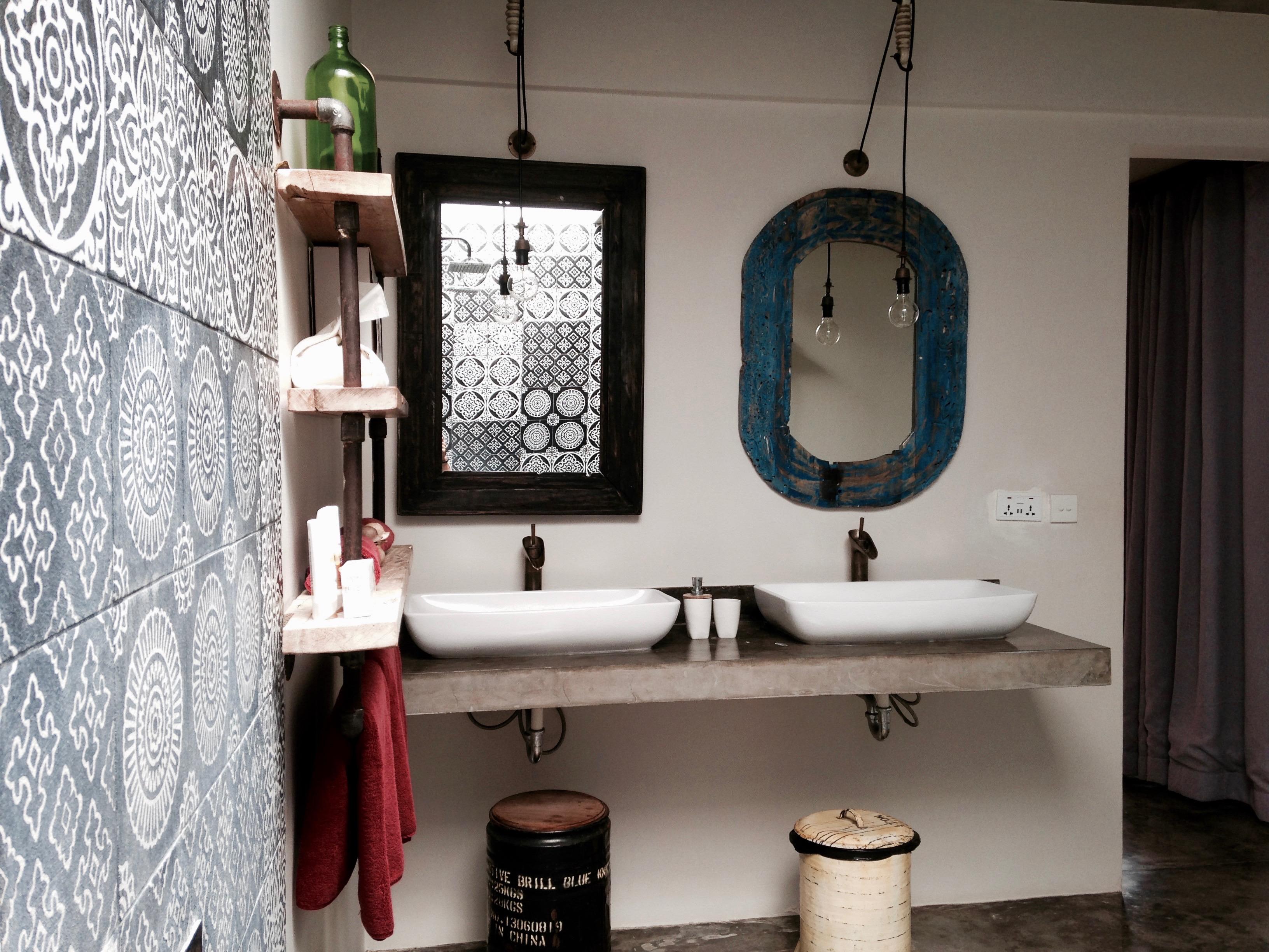 4quarters Villa Canggu Bali Bathroom